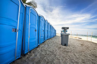 Portable Toilets for Event Rental