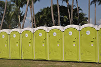 Portable Toilet Rental in Fort Wayne, IN