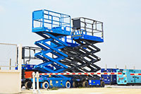 Scissor Lift Rental in Beech Grove